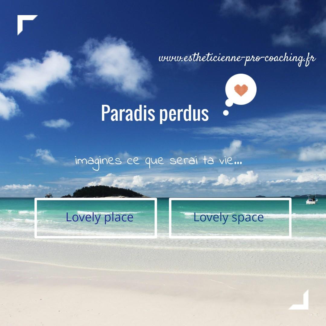 paradis pinterest